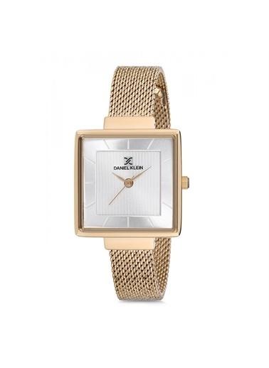 Daniel Klein Dk102-012727A Kadın Kol Saati Sarı